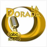 Logo da emissora Radio La Dorada 107.5 FM