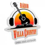 Logo da emissora Rádio Villa Country