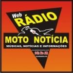 Logo da emissora Web Rádio Moto Notícia