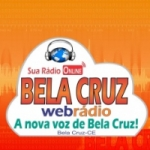 Logo da emissora Bela Cruz Web Rádio
