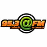 Logo da emissora Radio Arroba 95.3 FM