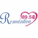 Logo da emissora Radio Romántica 89.5 FM