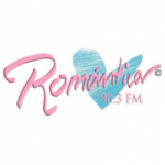 Logo da emissora Radio Romántica 90.3 FM