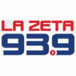 Logo da emissora Radio La Zeta 93.9 FM