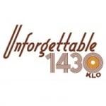 Logo da emissora KLO 1430 AM