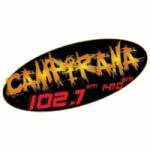 Logo da emissora Radio Campirana 102.7 FM