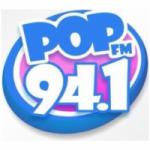 Logo da emissora Radio Pop 94.1 FM