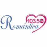 Logo da emissora Radio Romántica 103.5 FM