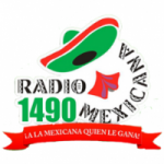 Logo da emissora Radio Mexicana 1490 AM