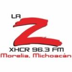 Logo da emissora Radio La Zeta 96.3 FM