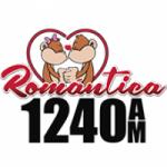 Logo da emissora Radio Romántica 1240 AM