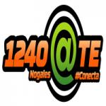 Logo da emissora Radio Arroba 1240 AM