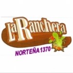 Logo da emissora Radio La Ranchera 1370