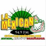 Logo da emissora Radio La Mexicana 94.9 FM