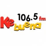 Logo da emissora Radio Ke Buena 106.5 FM