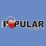 Logo da emissora Rádio Popular SG