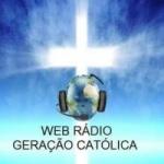 Logo da emissora Web Rádio Geração Católica