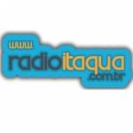 Logo da emissora Rádio Itaqua