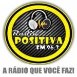 Logo da emissora Positiva FM