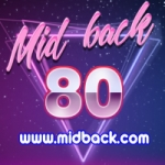 Logo da emissora Mid Back