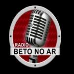 Logo da emissora Rádio Beto no Ar