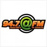 Logo da emissora Radio Arroba 94.7 FM