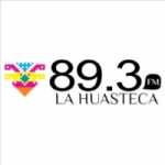 Logo da emissora Radio La Huasteca 89.3 FM