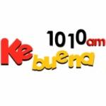 Logo da emissora Radio Ke Buena 1010 AM