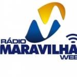 Logo da emissora Rádio Maravilha Web