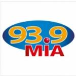 Logo da emissora Radio Mia 93.9 FM