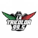 Logo da emissora Radio La Tricolor 99.5 FM