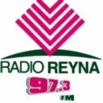 Logo da emissora Radio Reyna 97.3 FM