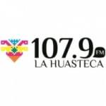 Logo da emissora Radio La Huasteca 107.9 FM