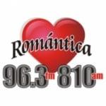 Logo da emissora Radio Romántica 96.3 FM 810 AM