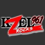 Logo da emissora KZEL 96.1 FM