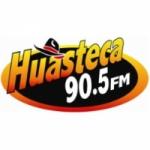 Logo da emissora Radio Huasteca 90.5 FM