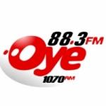 Logo da emissora Radio Oye 88.3 FM