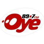 Logo da emissora Radio Oye 89.7 FM