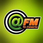 Logo da emissora Radio Arroba 88.5 FM