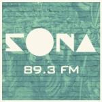 Logo da emissora Radio Sona 89.3 FM