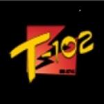 Logo da emissora T 102 WAVT 101.9 FM