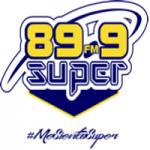 Logo da emissora Radio Super 89.9 FM