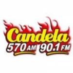 Logo da emissora Radio Candela 90.1 FM
