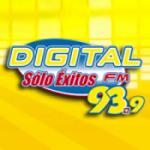 Logo da emissora Radio Digital 93.9 FM