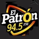 Logo da emissora Radio El Patrón 94.5 FM