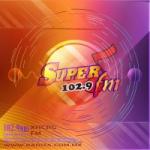 Logo da emissora Radio Super 102.9 FM