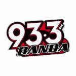 Logo da emissora Radio Banda 93.3 FM
