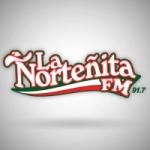 Logo da emissora Radio La Norteñita 91.7 FM