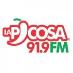 Logo da emissora Radio La Picosa 91.9 FM