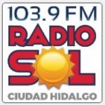 Logo da emissora Radio Sol 103.9 FM
